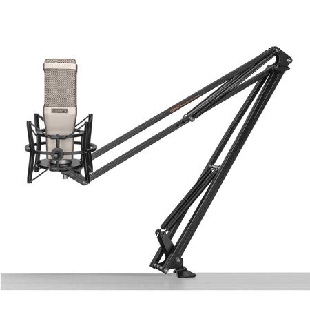 Suporte-Articulado-Comica-CVM-MS02-Pedestal-de-Mesa-para-Microfones