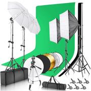Kit-Iluminacao-Completo-para-Estudio-WV-TZ0120-com-Sistema-de-Fundo-Infinito--220v-