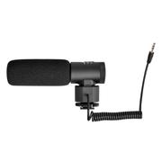 Microfone-Shotgun-Comica-Audio-CVM-V20-com-Montagem-em-Camera
