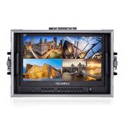 Monitor-Broadcast-FeelWorld-ATEM156-CO-15.6--HDMI-4K-Multiview-com-Case-de-Transporte