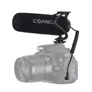Microfone-Shotgun-Comica-CVM-V30-LITE-B-Camera-Mount-para-Cameras-e-SmartPhones--Preto-