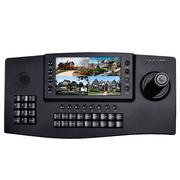 Controlador-Joystick-Enster-IPKB04-IP-PTZ-HDMI-com-Suporte-ONVIF-e-Monitor-LCD-7-